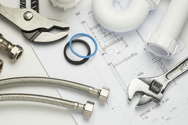 plumbing department header