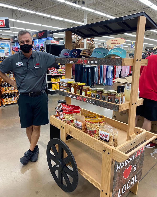 Hagan Ace Local Carts