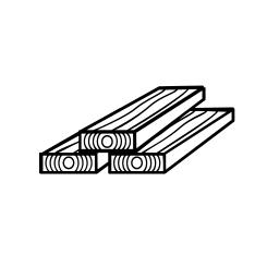 Lumber Building Materials dep icon